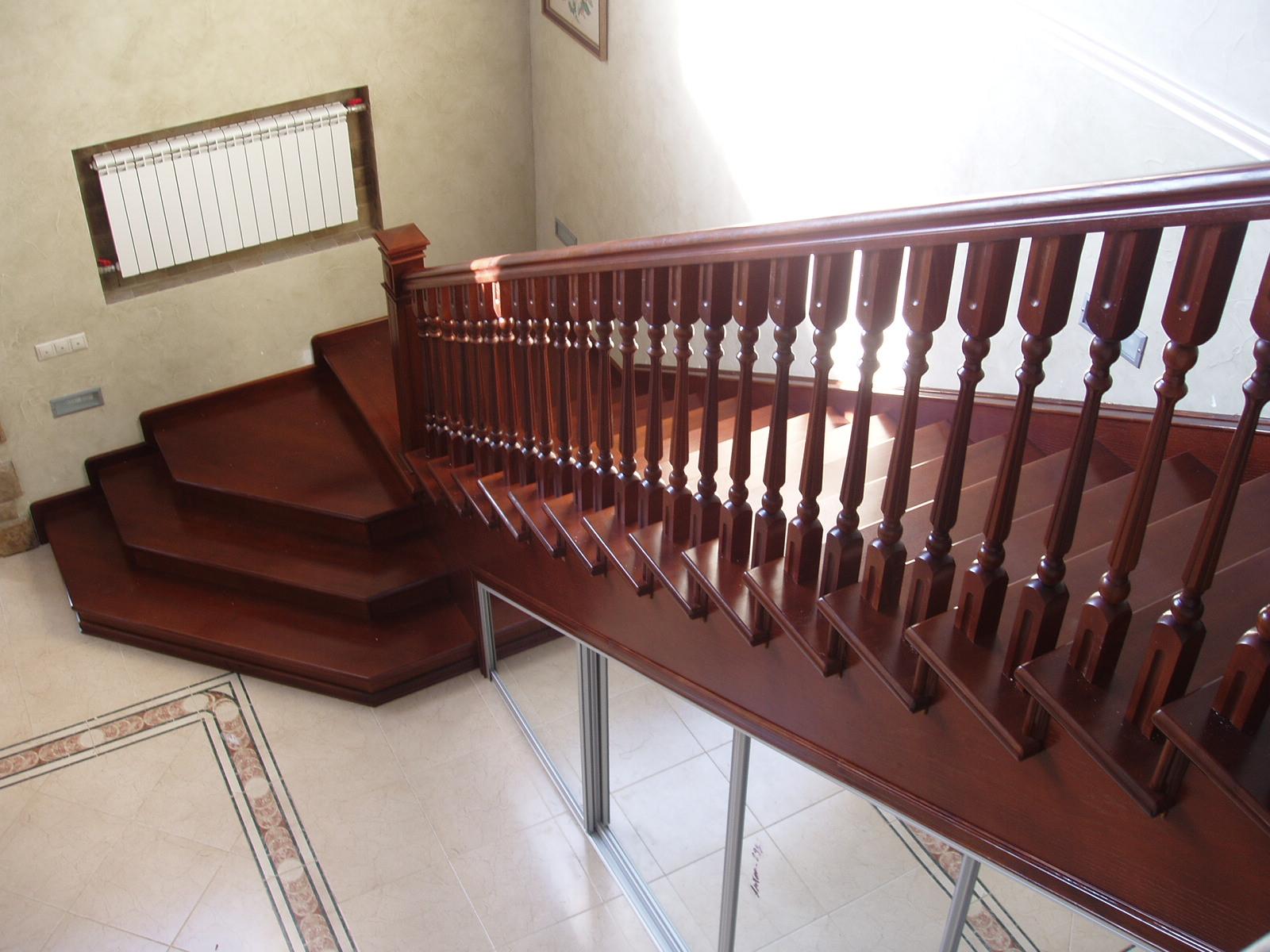 Лестницы Казань